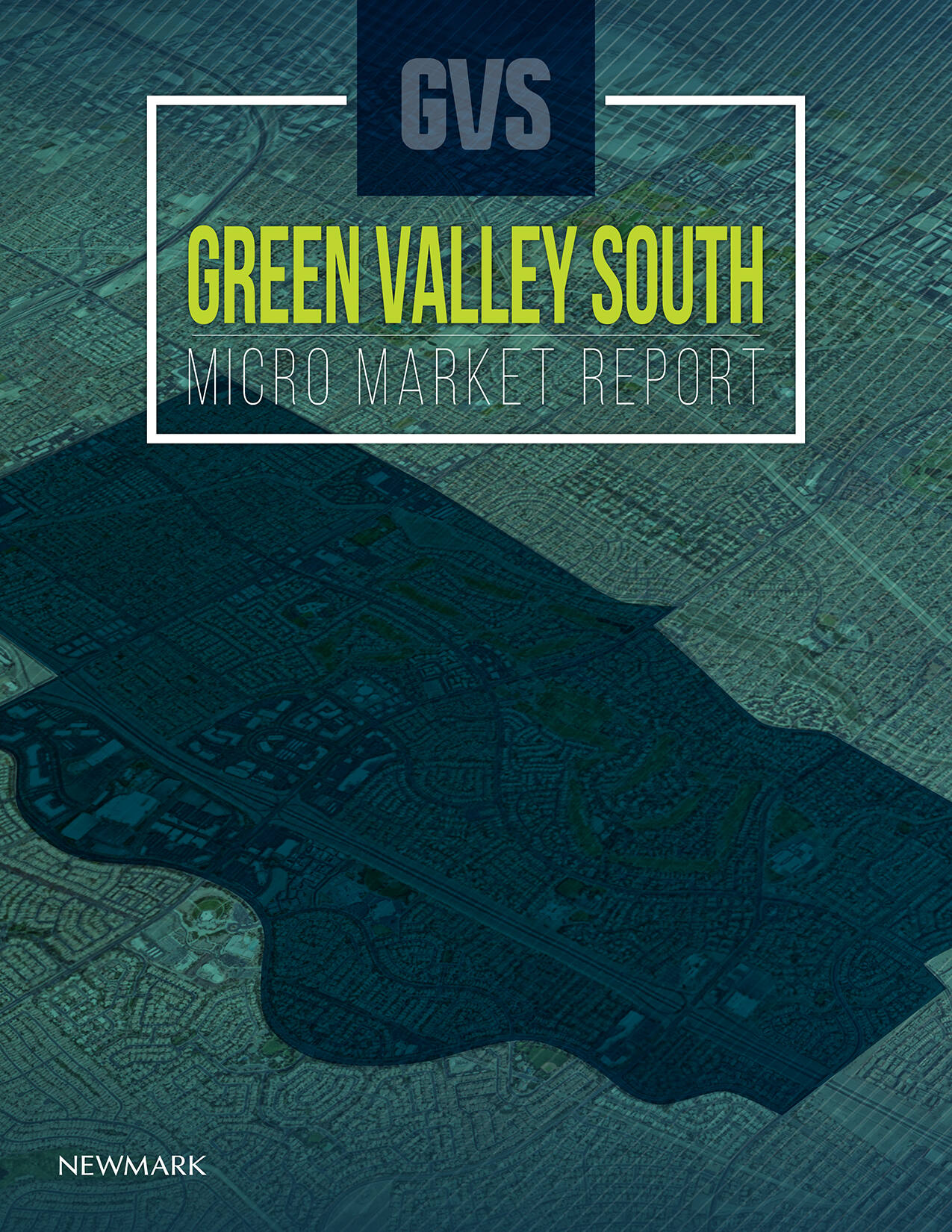 Green Valley South - Henderson, Nevada Market Reports Report document image