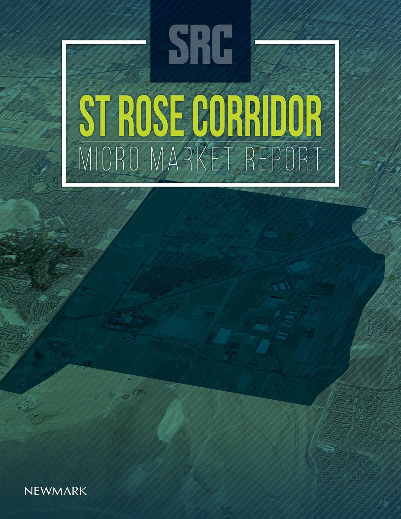St. Rose Corridor - Henderson, Nevada Market Reports Report document image