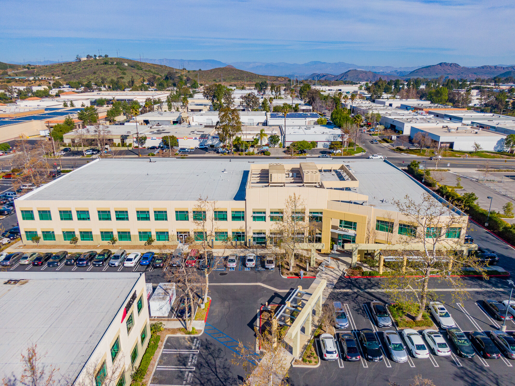 Frontier Communications Thousand Oaks CA Office building for sale