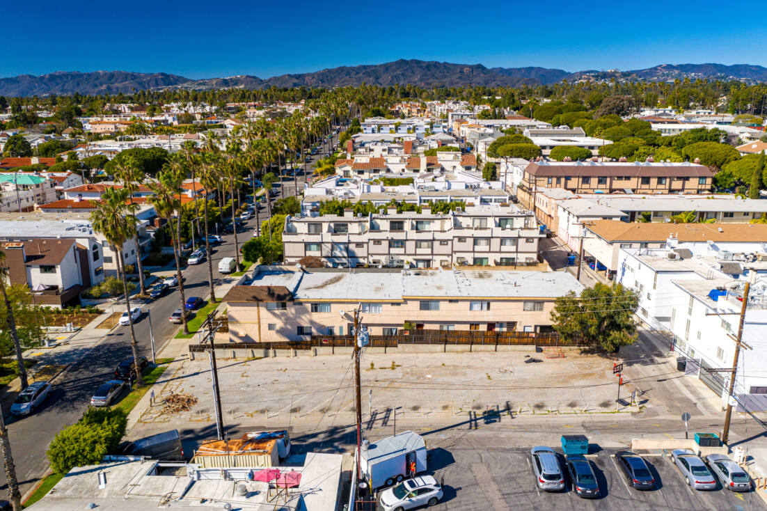 1901 Wilshire Blvd & 1143 19th St Santa Monica CA Development building for sale