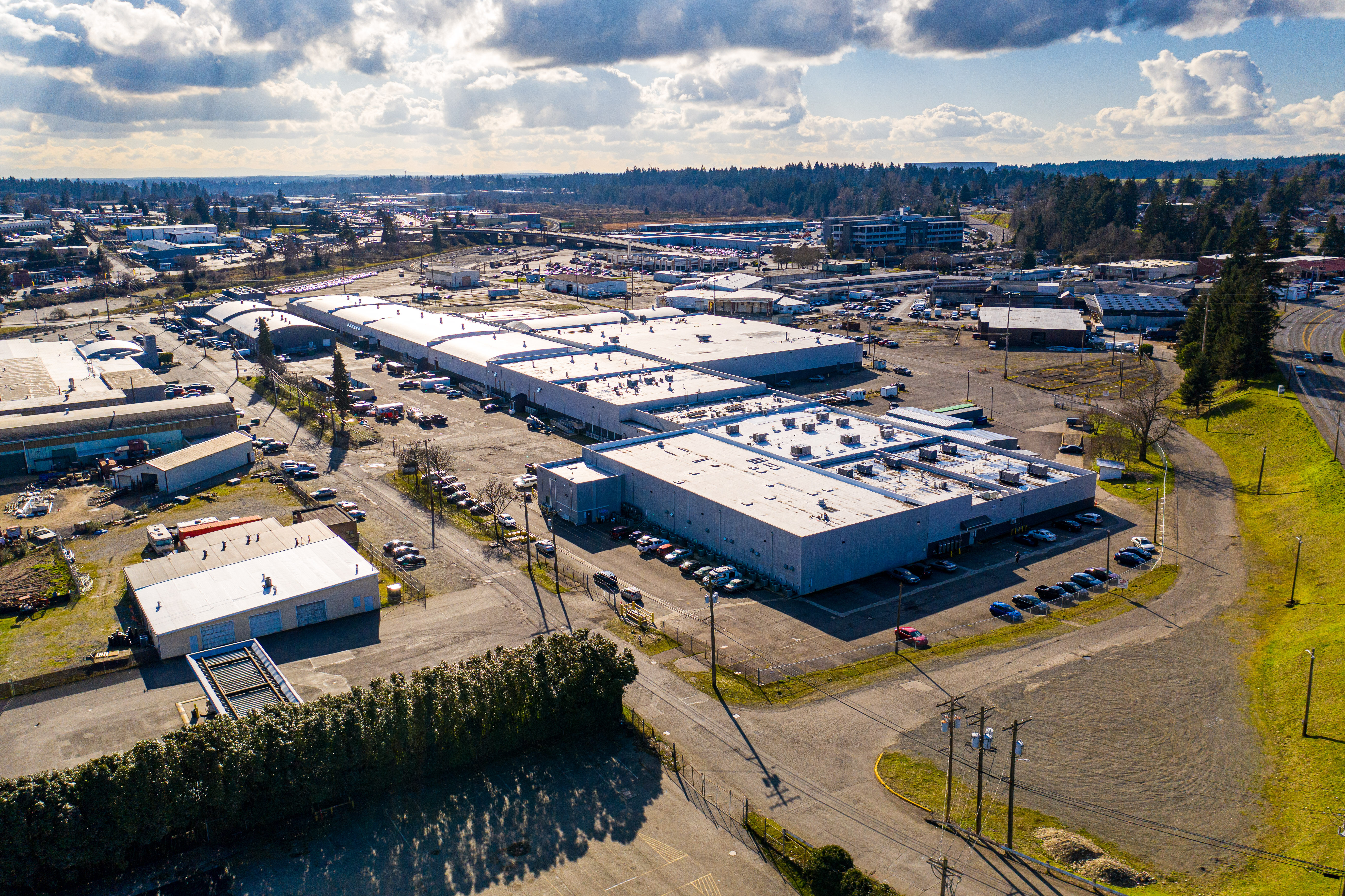 3303 S 35th St Tacoma WA Industrial building for sale