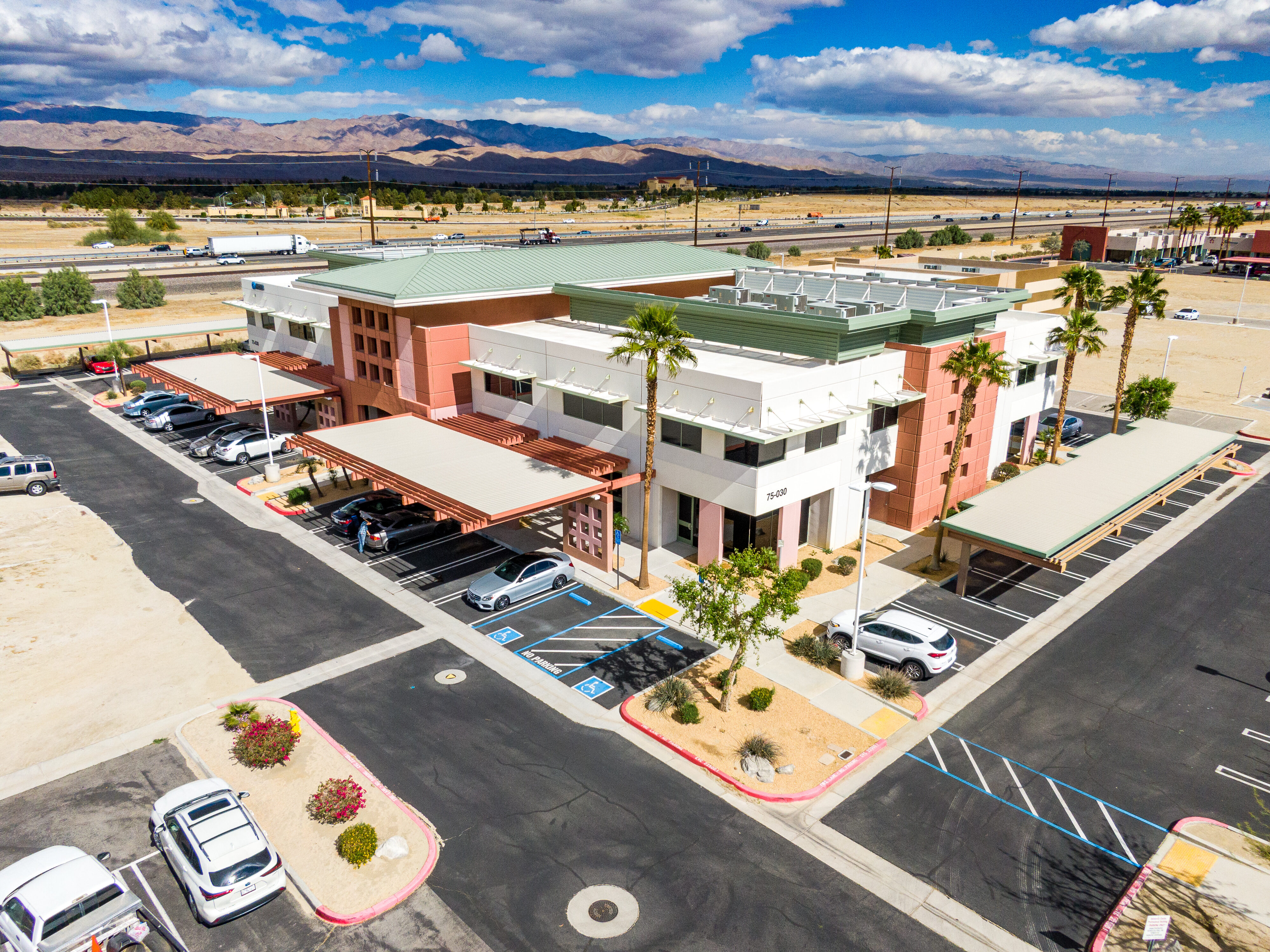 University Center Professional Palm Desert CA Office building for sale
