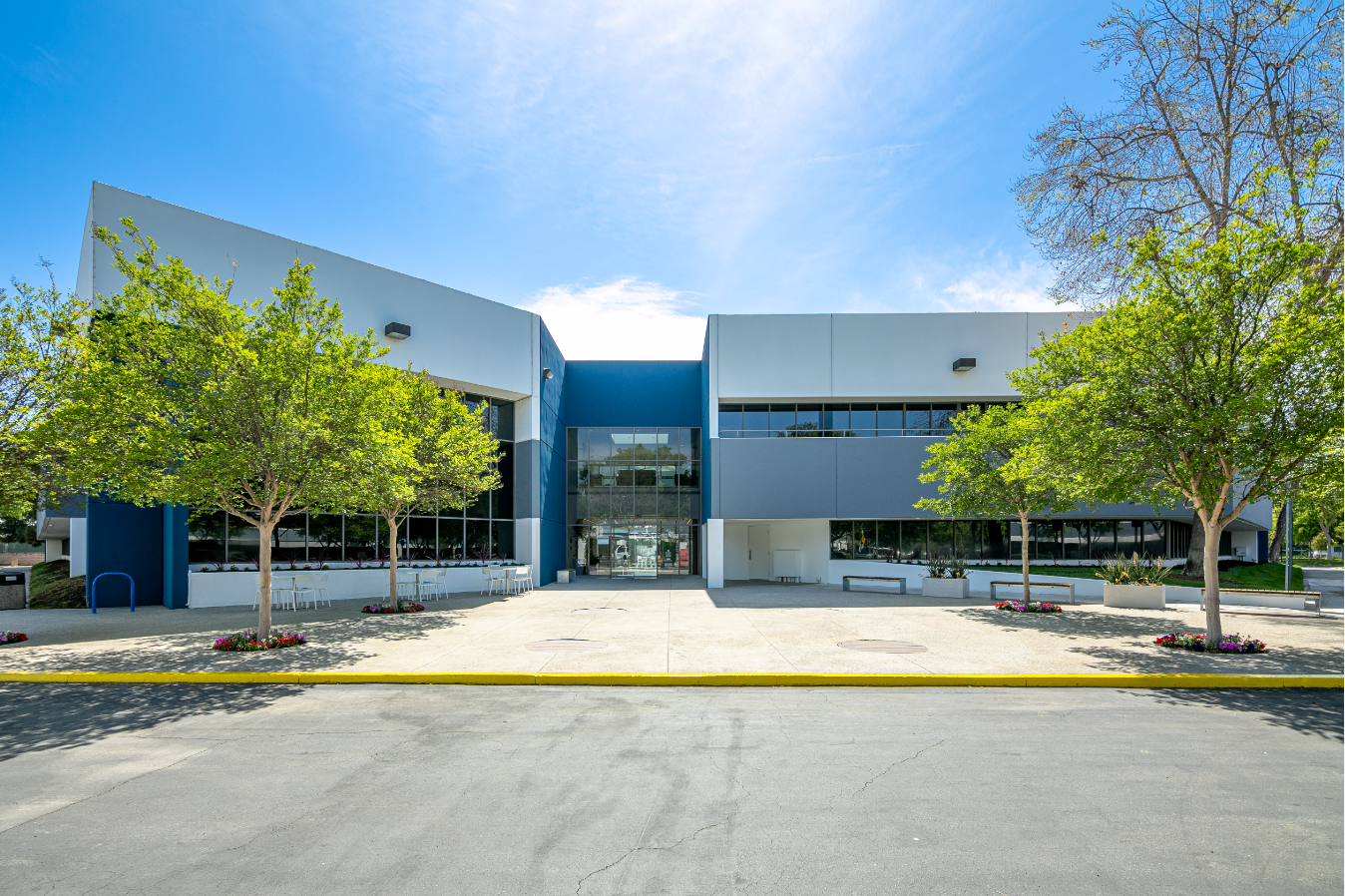 The Offices at Village Business Park Buena Park CA Office building for sale