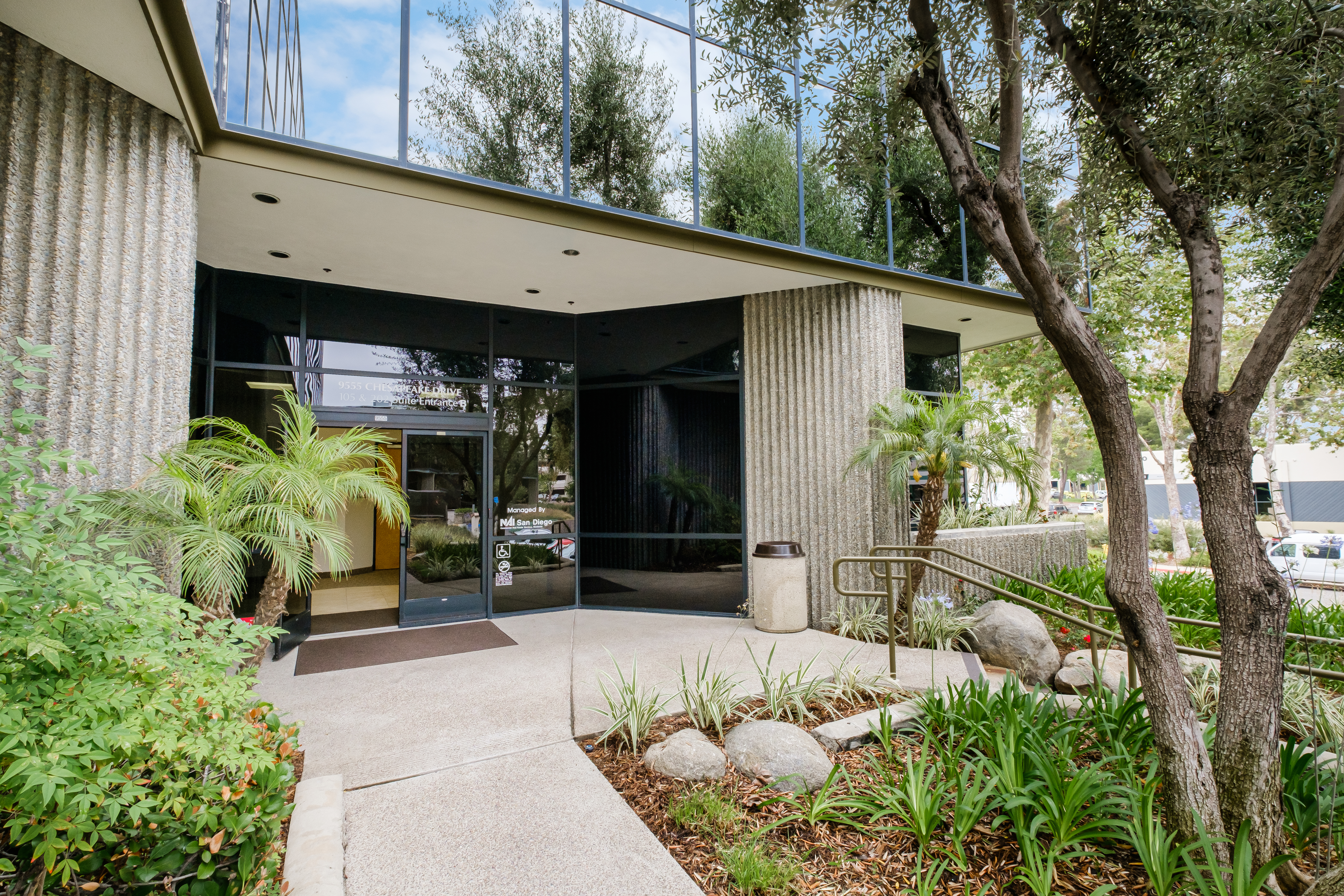 Chesapeake Corporate Center San Diego CA Office building for sale