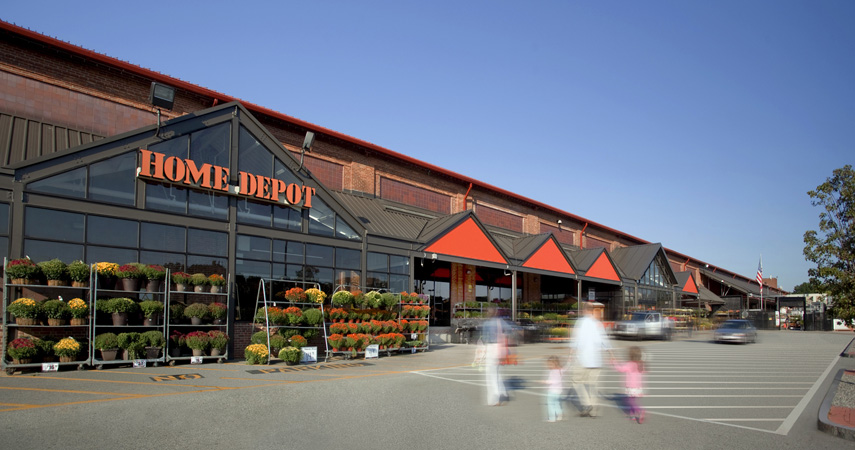 Home Depot Watertown Watertown MA Retail building for sale